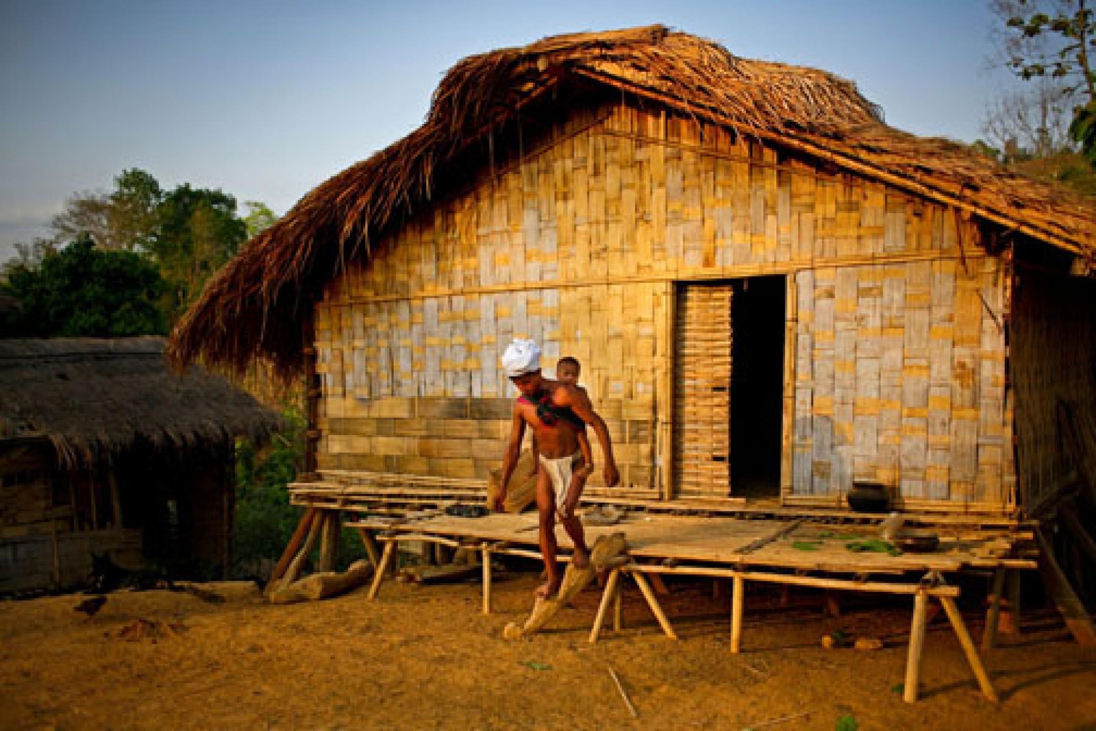 A hidden tribe of Bangladesh